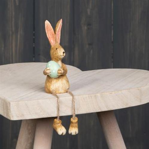 Shelf Sitting Rabbit 18 cm