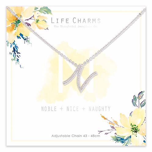 N is for...Necklace