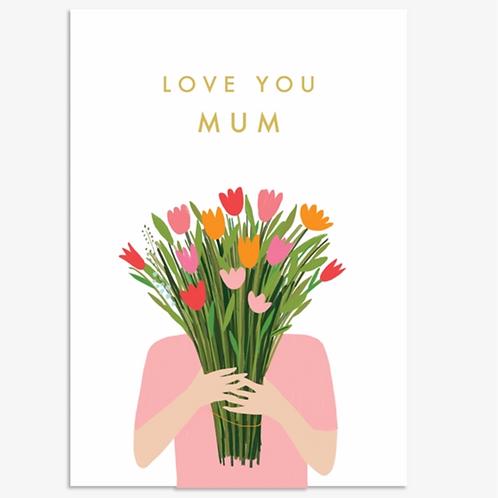 Thank you Mum Bouquet