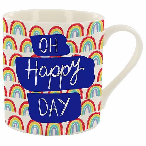 Oh Happy Day Mug In Box