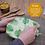 Thumbnail: Beeswax Food Wraps – Botanical Pattern – 3 Pack (2x Medium, 1x Large)