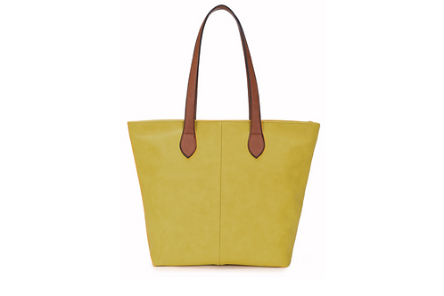 Chelsea Bag-L Yellow