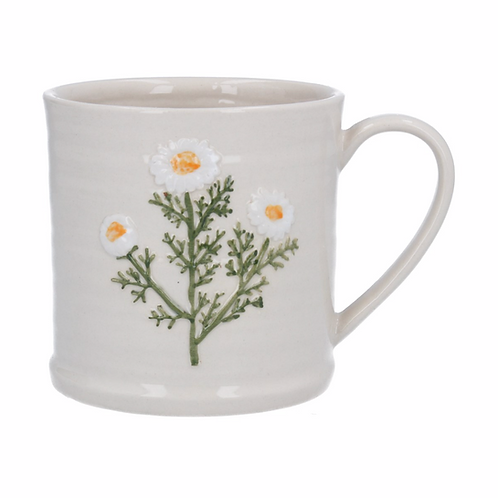 Ceramic Mug 9cm - Marguerite Daisy