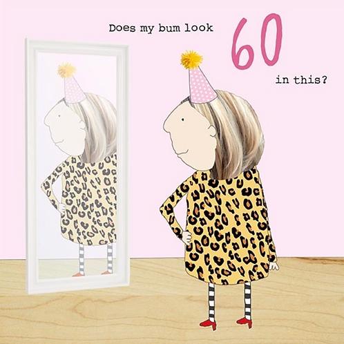 Girl 60 Bum