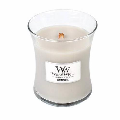 Warm Wool Candle