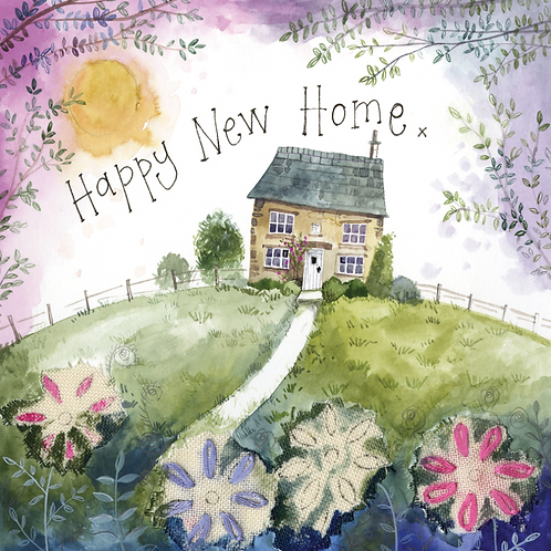 New Home Sunshine Card