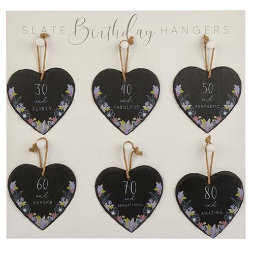 Slate Age Hanger