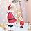 Thumbnail: Cosy Christmas Dinky Duck - Santa