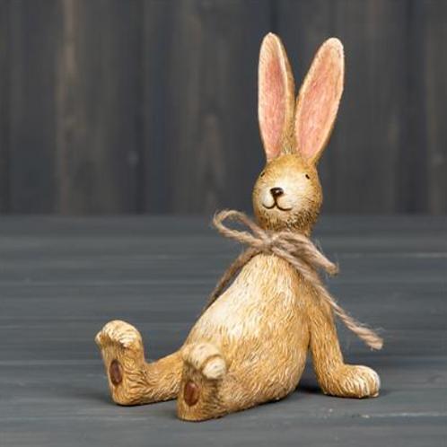 Laid Back Sitting Rabbit 10 cm