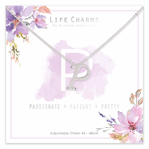 P is for...Necklace