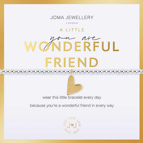 BEAUTIFULLY BOXED A LITTLES | YOU ARE WONDERFUL FRIEND