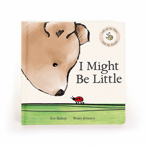 I Might Be Little Book