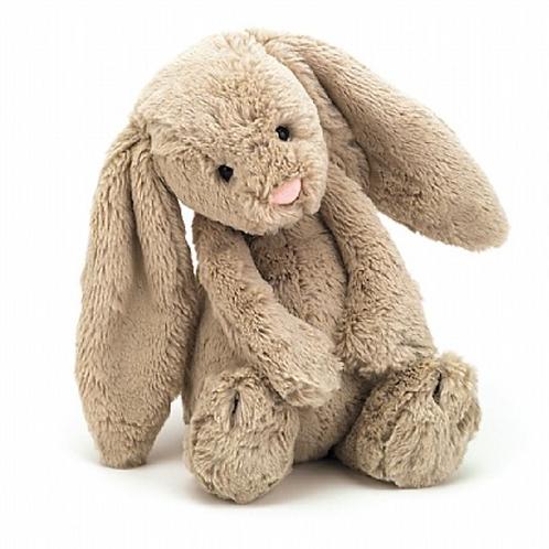Jellycat Bashful Beige Bunny-Small