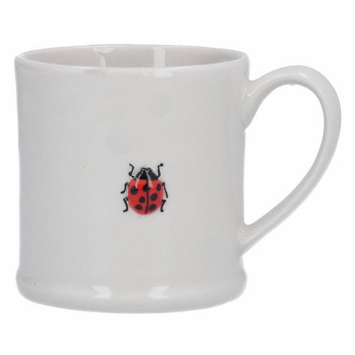 Ceramic Mini Mug - Ladybird
