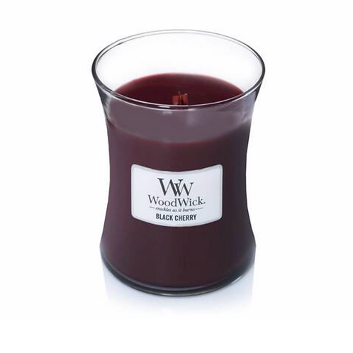 Woodwick Black Cherry Candle