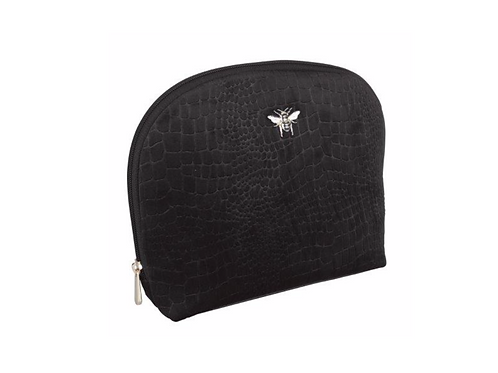 Velvet Black Bee Beauty Case