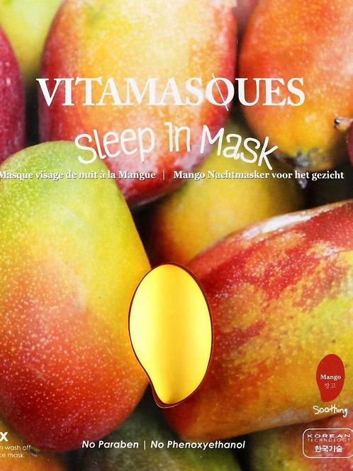 Mango Sleep In Mask