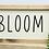 Thumbnail: Bloom Plaque
