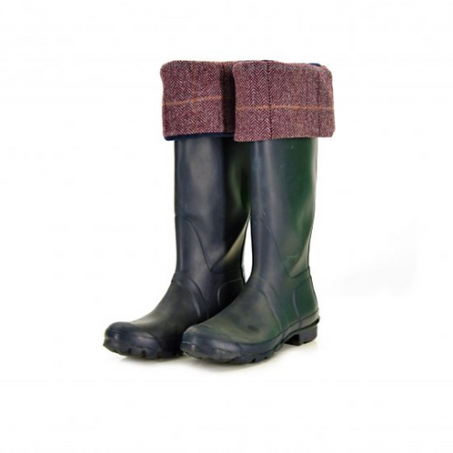 Tweed Welly Warmer 14