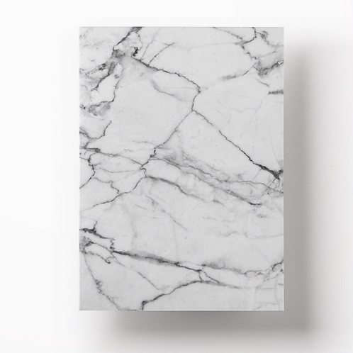 Notebook - Marble