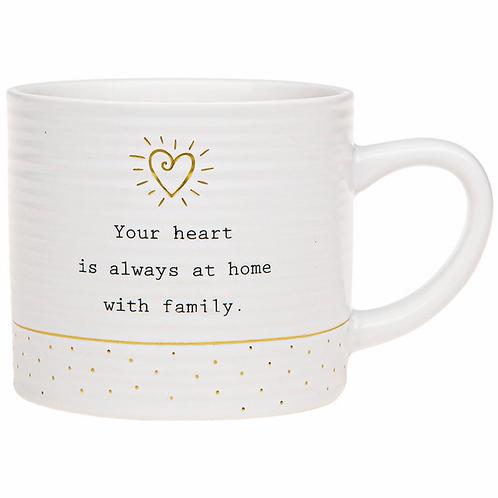 Thoughtful Words Mug Family