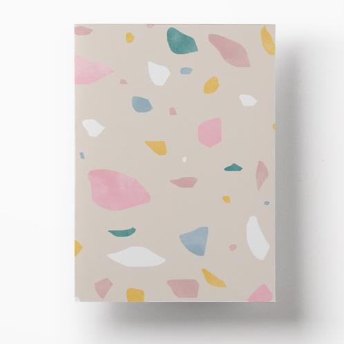 Notebook - Terrazo