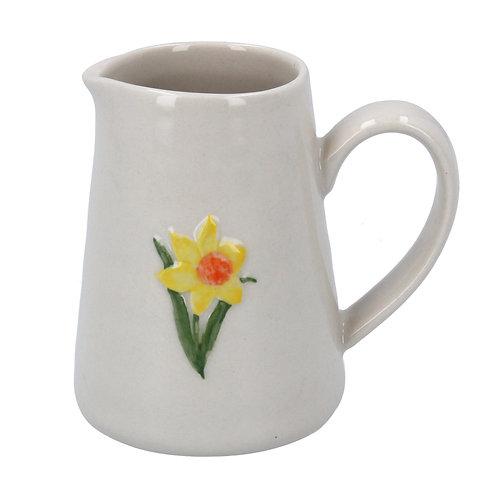 Daffodil Mini Ceramic Jug