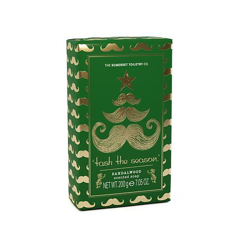 Tash the Season Soap – Sandalwood