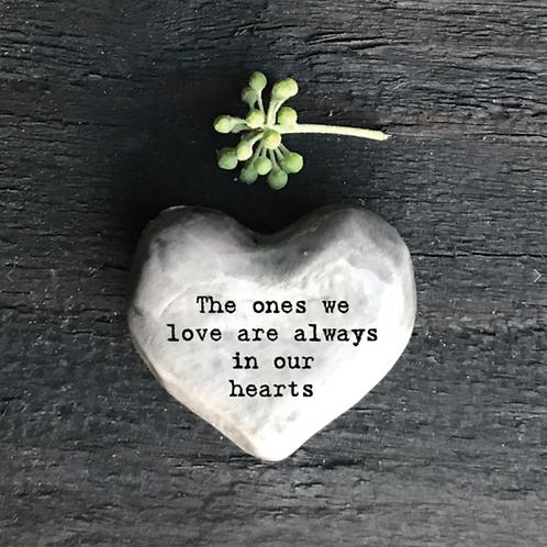 Heart token-Ones we love