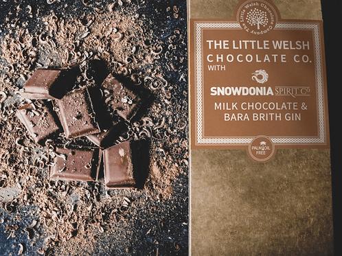 MILK CHOCOLATE & BARA BRITH GIN