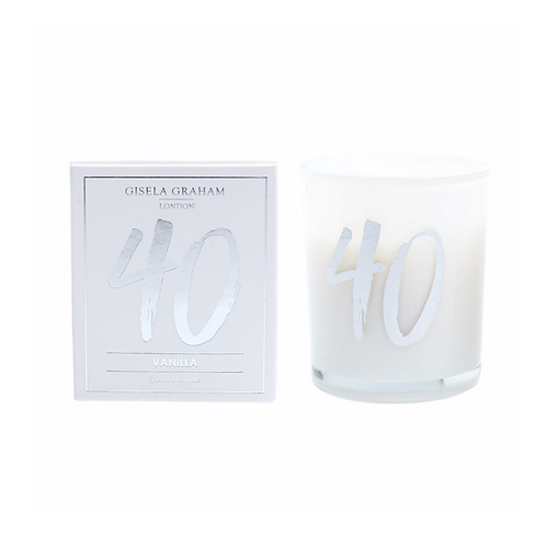 Boxed Sentiment Votive Candle - 40