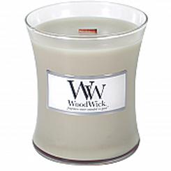 WoodWick Candles - Fireside Medium 10oz Jar