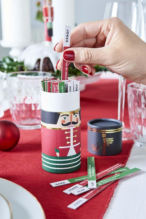 Botanical Nutcracker Mini Dipsticks