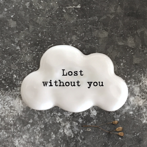 Cloud token-Lost without you