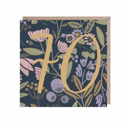Seventy Floral