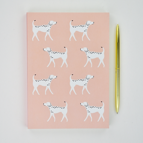 Woof! Notebook