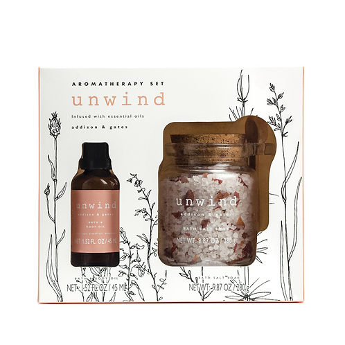 Sage Aromatherapy Set