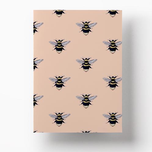 Notebook - Honey Bee