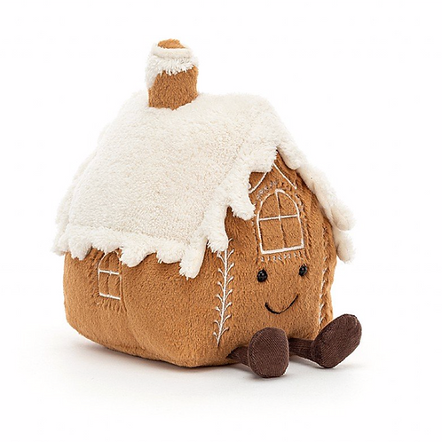 Amuseable Gingerbread House