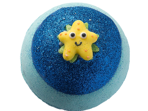 Wish upon a starfish bath blaster