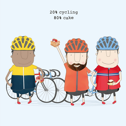 Cycling Cake Boy