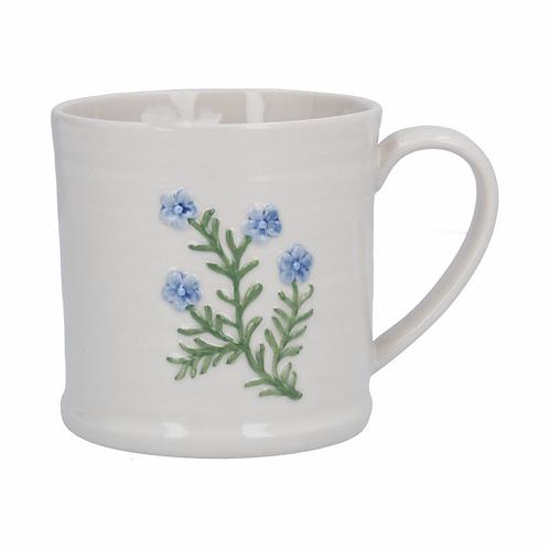 Ceramic Mug 9cm - Forget-Me-Not