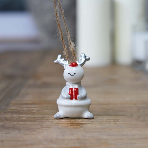 CAROL THE REINDEER - HANGER
