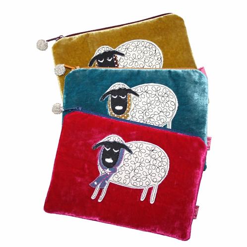 Winter Sheep Purse