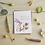 Thumbnail: With love on Mother's Day Rabbit – Plantable seed card