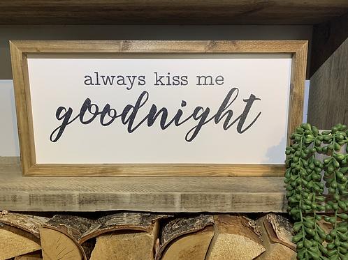 Always Kiss Me - Ltd Edition