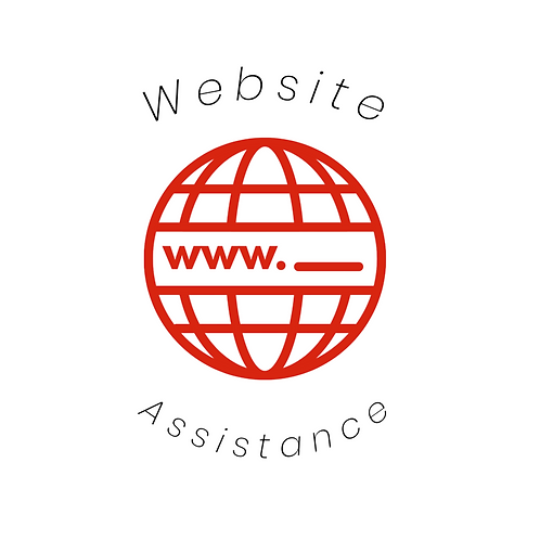 Website Assistance