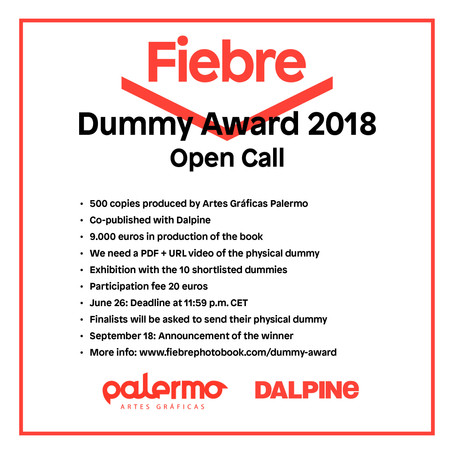 We are launching the third edition of Fiebre Dummy Award