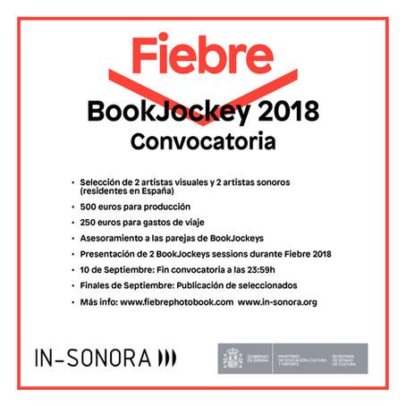¡Primera convocatoria BookJockey!