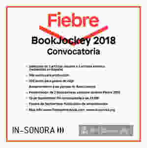 BookJockey convocatoria